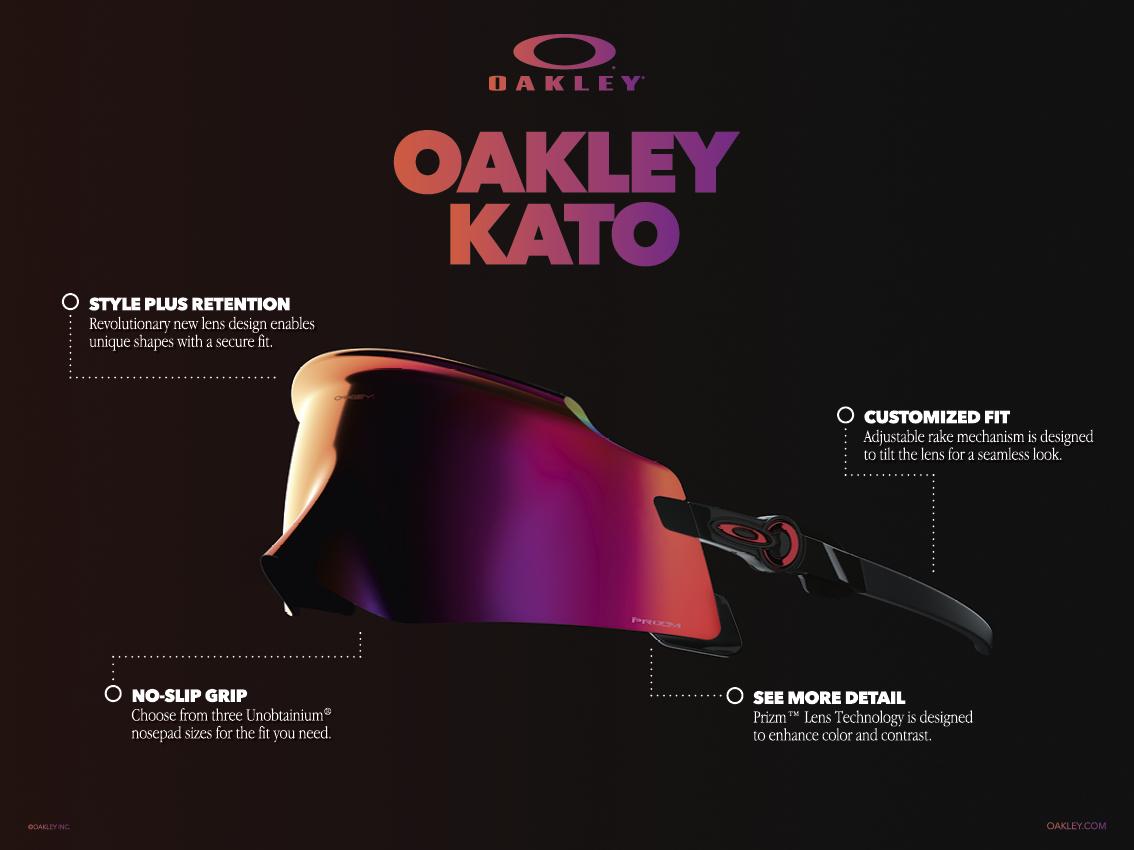 oakley kato